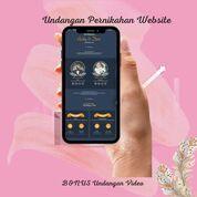 Undangan Pernikahan Unik Website Gratis Video (30712738) di Kota Bandung