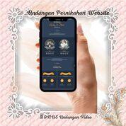 Undangan Pernikahan Unik & Murah Website Gratis Video (30712823) di Kota Bandung
