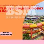 PEMBUATAN WATERPARK DAN FIBERGLAS TERMURAH   TANJUNG BALAI (30720349) di Kab. Muaro Jambi
