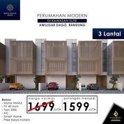 Hunian Elite 3 Lantai Termurah Berkualitas Royal Salvia Dago Bandung (30726267) di Kab. Bandung