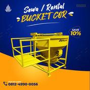 SEWA - RENTAL ALAT PROYEK - BUCKET COR / CONCRETE BUCKET MANADO (30749257) di Kota Manado