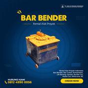 SEWA BAR BENDER BENDING UKURAN BESI 8-32 MM ALOR (30755449) di Kab. Alor