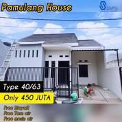 Hanya 1 Unit Harga 450 Juta Dijantung Pamulang Dekat Pamulang Square (30757757) di Kota Tangerang Selatan