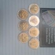 Uang Kuno Bimetal Rp1000 Kelapa Sawit. (30759730) di Kota Jakarta Timur