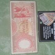 Uang Kuno 100 Rupiah Seri Pekerja 1958 (30760394) di Kota Jakarta Timur
