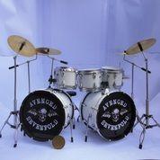 Miniatur Drum The Rev Avenged Sevenfold (30763194) di Kab. Madiun