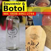 Botol Minum Kaca Souvenir (30763641) di Kab. Kerinci