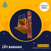Rental / Sewa Lift Barang, Lift Material Kap. 1-4 Ton Balangan (30764454) di Kab. Balangan