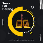Rental / Sewa Lift Barang, Lift Material Kap. 1-4 Ton Kutai Barat (30764824) di Kab. Kutai Barat