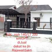 Rumah Lokasi Mantap (30769718) di Kota Pekanbaru