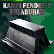Karet Fender Tipe V 1000 H 3000 L Murah Kalimantan Barat (30772645) di Kab. Kubu Raya