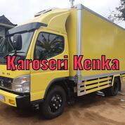 KAROSERI TRUCK BPX PENDINGIN PEJAGALAN - KAROSERI KENKA (30776258) di Kab. Bekasi