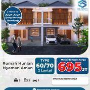 RUMAH 2LT DI UJUNGBERUNG DEKAT DENGAN PASAR & MALL UBERTOS (30777410) di Kota Bandung