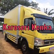 KAROSERI TRUCK BOX PENDINGIN PISANGAN BARU - KAROSERI KENKA (30779549) di Kab. Bekasi