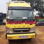 KAROSERI TRUCK BOX PENDINGIN CIPINANG - KAROSERI KENKA (30779566) di Kab. Bekasi
