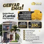 Rumah 2 Lantai Poros Jalan Pakisaji (30780840) di Kab. Malang