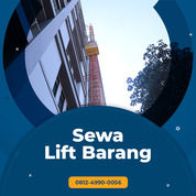 Rental / Sewa Lift Barang, Lift Material 1-4 Ton Kab. Belu, NTT (30782064) di Kab. Belu