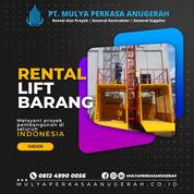 Rental / Sewa Lift Barang, Lift Proyek 1-4 Ton Lampung Utara (30792793) di Kab. Lampung Utara