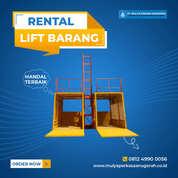 Rental / Sewa Lift Barang, Lift Proyek 1-4 Ton Lampung Barat (30792827) di Kab. Lampung Barat