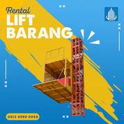 Rental / Sewa Lift Barang, Lift Proyek 1-4 Ton Lampung Timur (30792841) di Kab. Lampung Timur