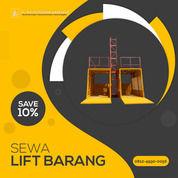 Rental / Sewa Lift Barang, Lift Proyek 1-4 Ton Tulang Bawang (30792932) di Kab. Tulang Bawang