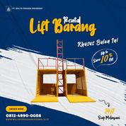 Rental / Sewa Lift Barang, Lift Proyek 1-4 Ton Belitung Timur (30793152) di Kab. Belitung Timur