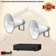 PAKET AUDIO MASJID TOWER OUTDOOR EKONOMIS (2 CORONG) (30802372) di Kab. Malang
