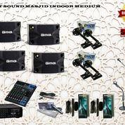 PAKET AUDIO MASJID INDOOR MEDIUM (MAX IDEAL RUANG 50M2) (30802447) di Kab. Malang