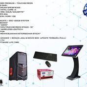 PAKET PC PLAYER LAGU KARAOKE HOME PREMIUM - TOUCHSCREEN (30802643) di Kab. Malang
