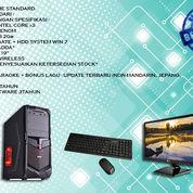 PAKET PC PLAYER LAGU KARAOKE HOME STANDARD - DUAL SCREEN (30802670) di Kab. Malang