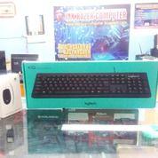 Keyboard Logitech USB New (30805596) di Kab. Kediri
