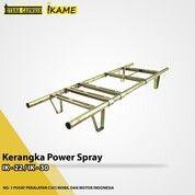 Kerangka Power Spray IK 20 & IK 30 (30807778) di Kab. Minahasa Selatan