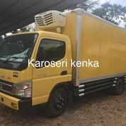 Spesialis Pembuatan Truk Pendingin Karawang - Karoseri Kenka (30816002) di Kab. Bekasi