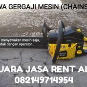 GRESIK Sewa Rental Gergaji Mesin Senso Chainsaw Chain Saw (30817610) di Kab. Gresik