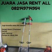 SURABAYA Sewa Rental Mesin Potong Pemotong Rumput Gendong (30819358) di Kota Surabaya