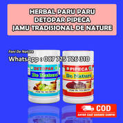 Obat Paru Paru Gosong Detopar Pipeca Aman Tanpa Efek Samping (30823293) di Kab. Gorontalo Utara