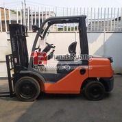 Forklift Second Diesel 3 Ton Mast 3 Meter Berkualitas (30826055) di Kota Jakarta Utara