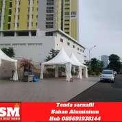 TENDA SARNAFIL PUTIH POLOS MURAH (30830940) di Kota Tangerang