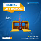 Rental / Sewa Lift Barang, Lift Material 1-4 Ton Tolikara (30833203) di Kab. Tolikara