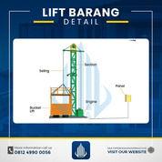Rental / Sewa Lift Barang, Lift Material 1-4 Ton Manokwari (30833307) di Kab. Manokwari