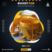 Rental / Sewa Bucket Cor Sintang (30833687) di Kab. Sekadau