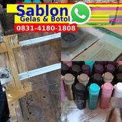 Tinta Sablon Gelas Kaca (30837306) di Kab. Bantul