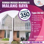 Rumah Minimalis Dekat Kampus Desain Kontemporer Hanya Di Tana Aliya (30838945) di Kab. Malang