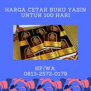 Harga Cetak Buku Yasin Untuk 100 Hari Semarang HP/WA: 0813-2572-0179 PRIMA EXPRESSINDO (30839309) di Kab. Kendal