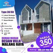 Tana Aliya Landungsari Cluster Dekat Kampus UMM (30848780) di Kab. Malang