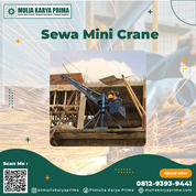 Sewa Mini Crane//Sewa Mini Crane (30850731) di Kota Kupang