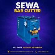 Rental / Sewa Bar Cutter, Bar Cutting 8-32 Mm Wonogiri (30853182) di Kab. Wonogiri