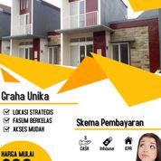 RUMAH GRAHA UNIKA LOKASI STRATEGIS DI MALANG (30853621) di Kab. Malang