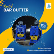 Rental / Sewa Bar Cutter, Bar Cutting 8-32 Mm Pacitan (30853776) di Kab. Pacitan