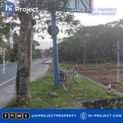 Tanah Lombok Barat Pinggir Jalan Raya Lembar Gerung T574 (30854101) di Kab. Lombok Barat